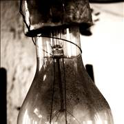 Old Electric Bulb