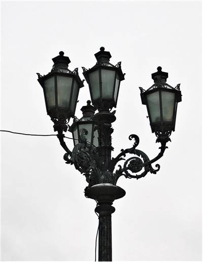 Old Street Light 1